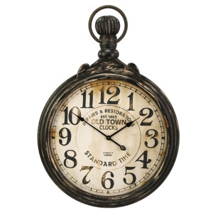 Churchill Pocket Wall Clock