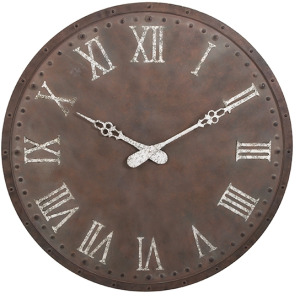 Loxley Oversized Wall Clock